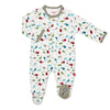 Magnetic Me Dino Expedition Organic Cotton Magnetic Footie