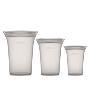 Zip Top Cup Set