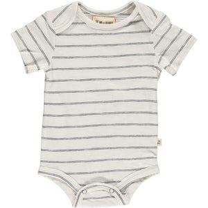 Me & Henry Stripe/Multi Triple Pack Bodysuits