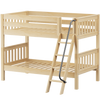 Maxtrix Twin Low Bunk Bed