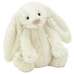 Jellycat Bashful Bunny Cream