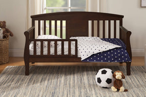 DaVinci Elizabeth II Convertible Toddler Bed (Espresso)