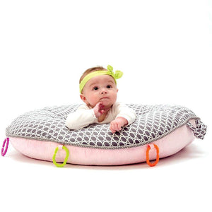 Pello Floor Pillow Majestic Light Pink
