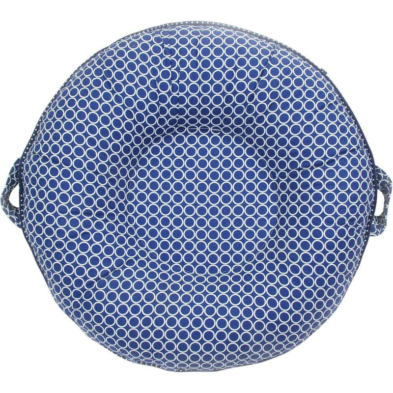 Pello Floor Pillow Nathan Navy