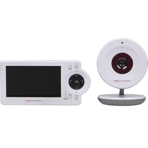 "Project Nursery 4.3"" Video Baby Monitor with Zoom"