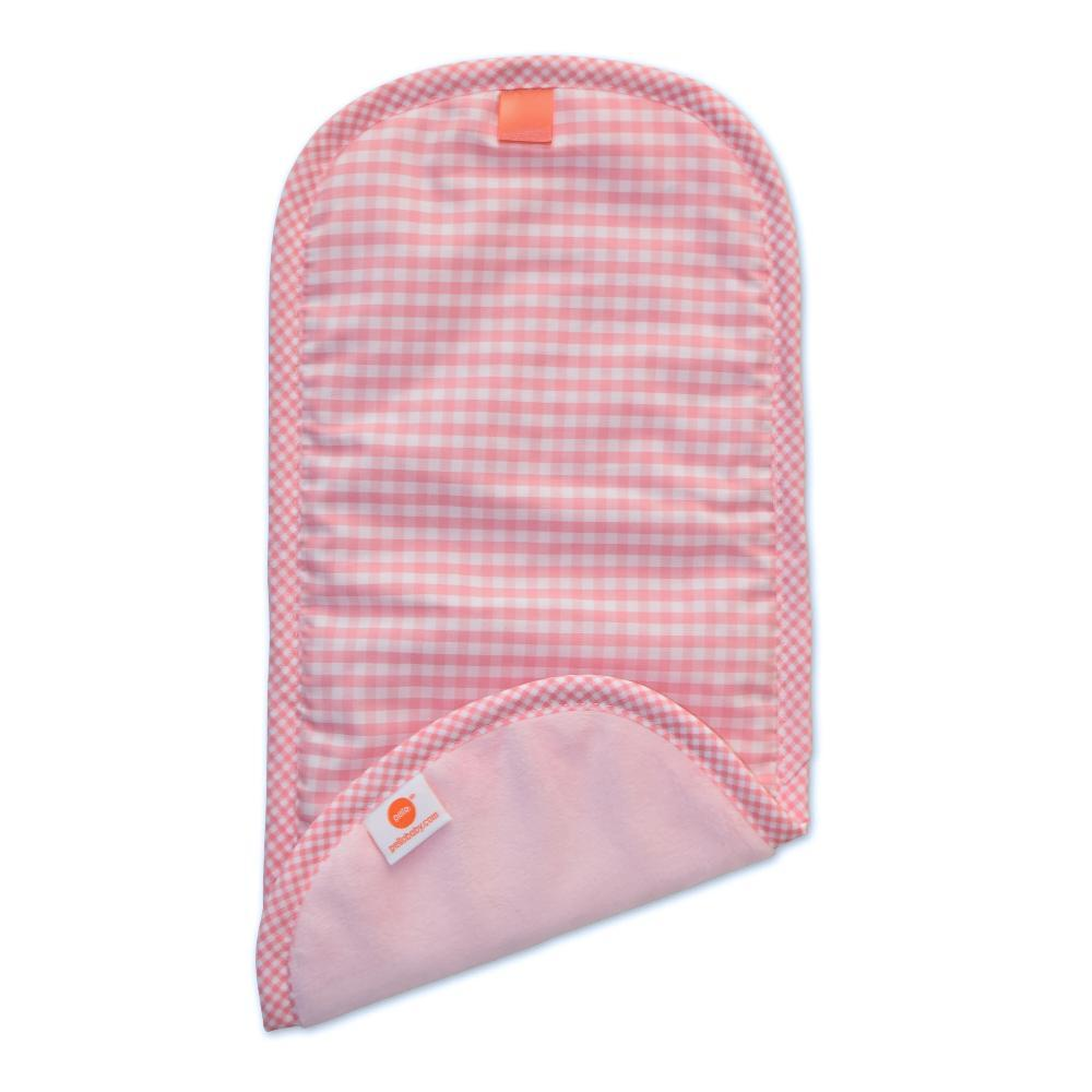 Pello Burp Cloths Sadie Light Pink