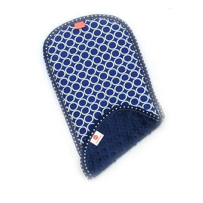 Pello Burp Cloths Nathan Navy