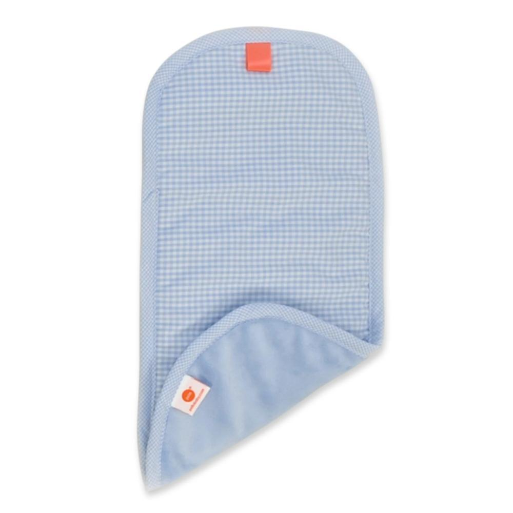Pello Burp Cloths Tommy Dusty Blue