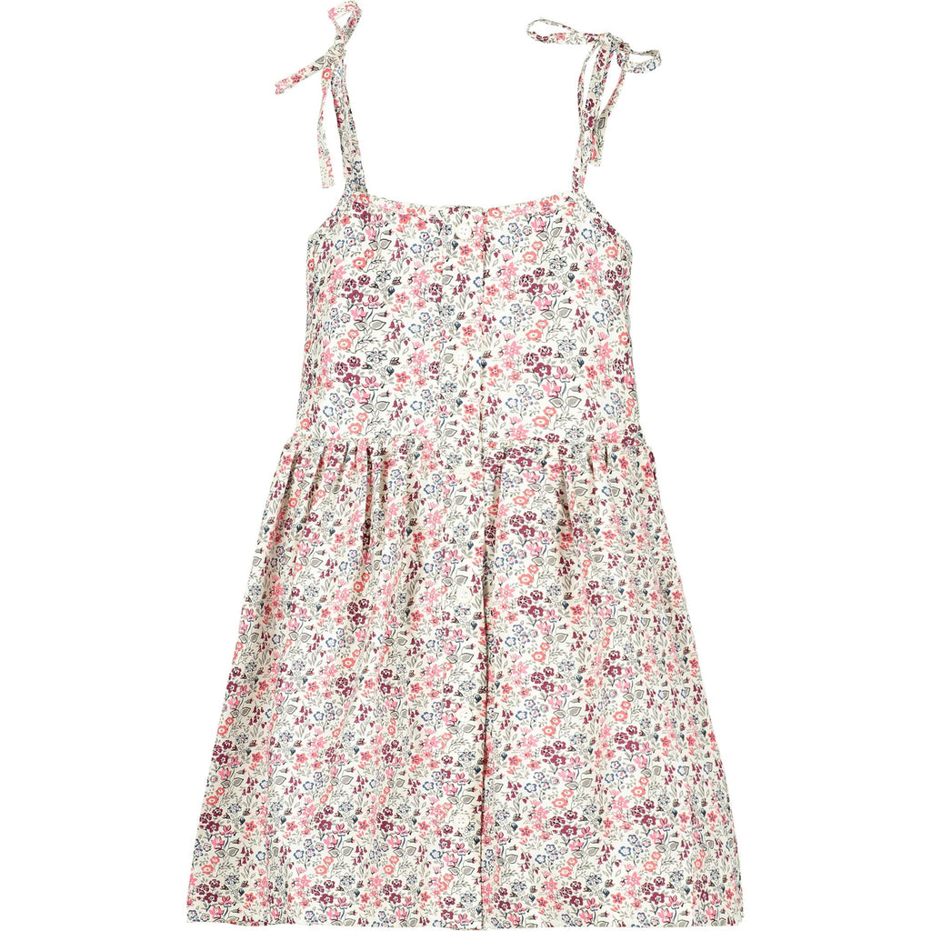 Vignette Brooklyn Dress | Red Floral