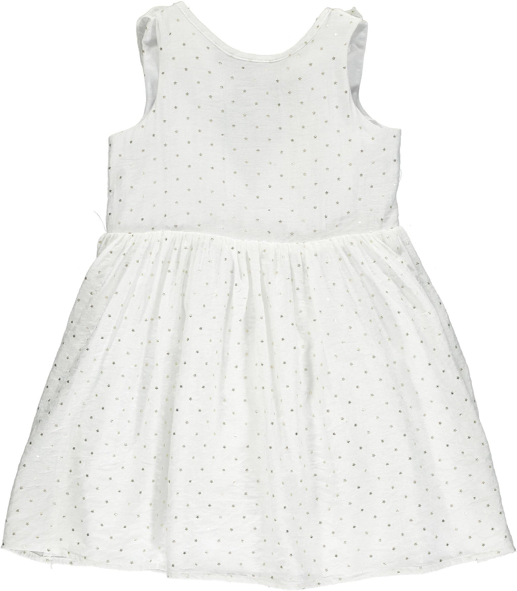 Vignette Jewel Dress | Ivory Star