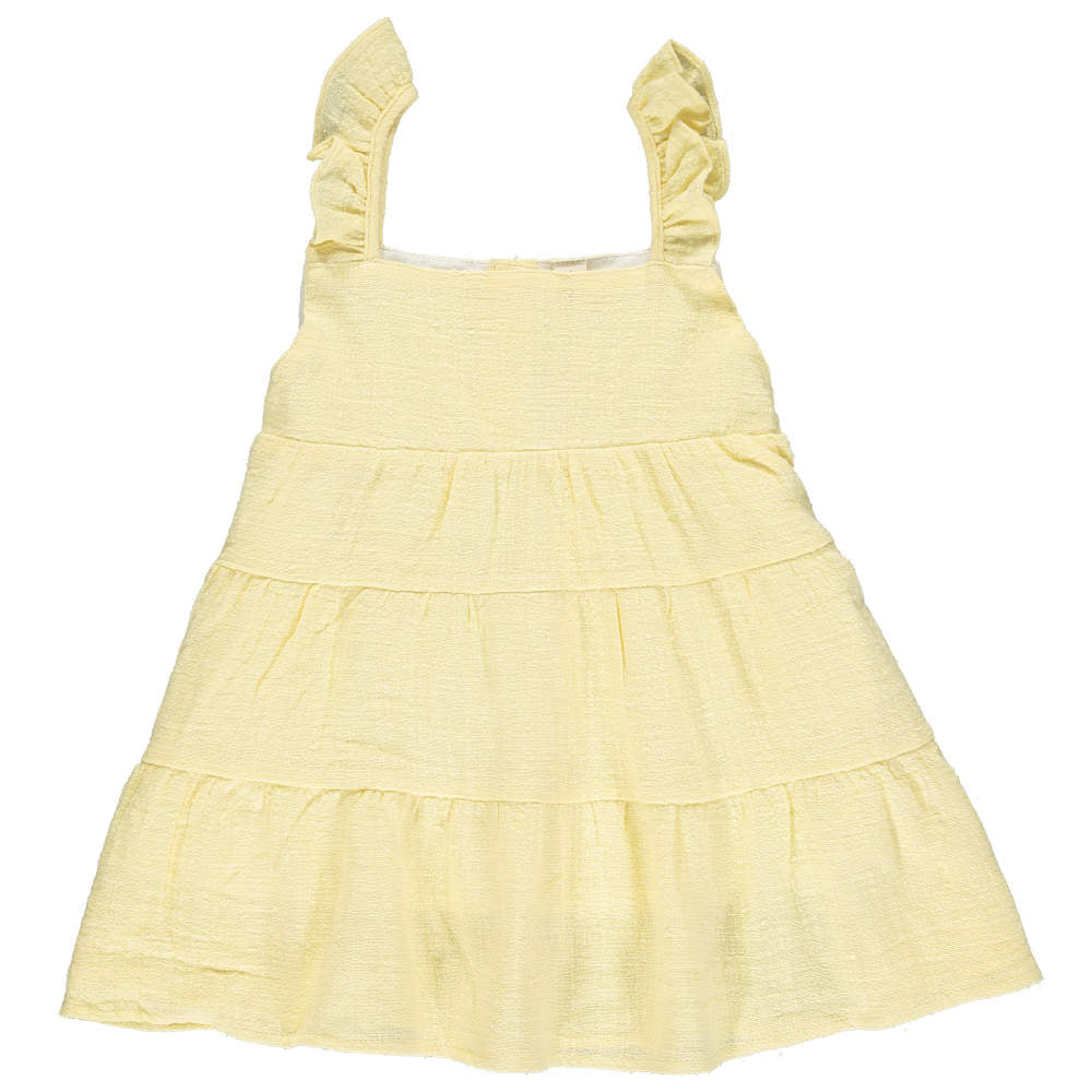 Vignette Layla Dress | Yellow