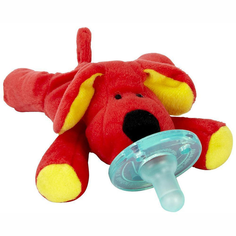 Wubbanub Pacifier Red Dog