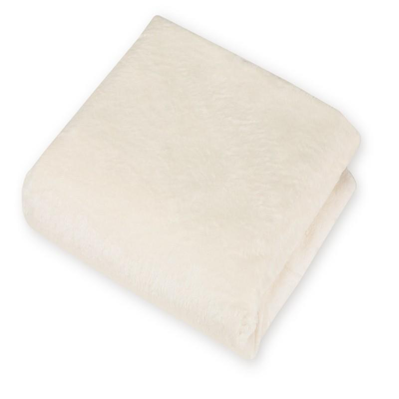 Heavenly Soft Crib Sheet Ecru
