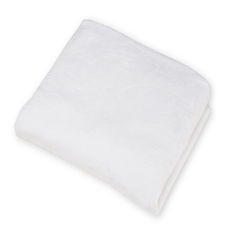 Heavenly Soft Crib Sheet White