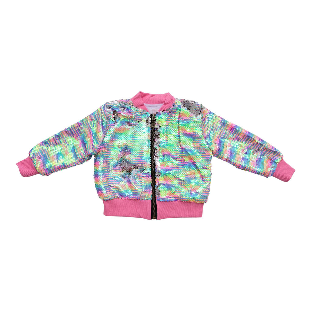 Mila & Rose Sprinkles Flip Jacket