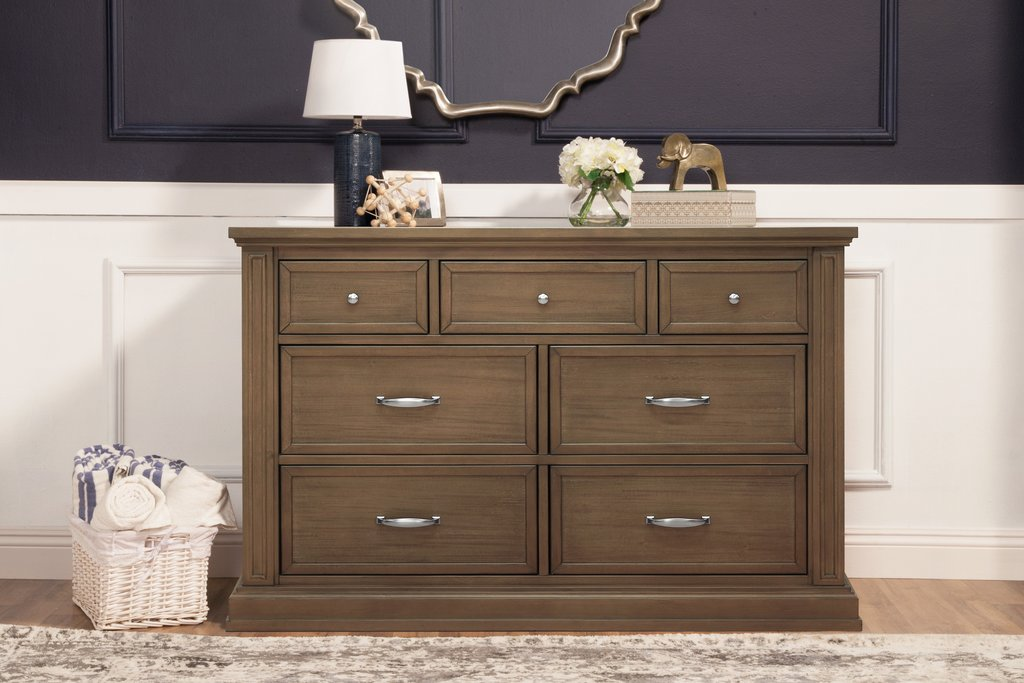 Million Dollar Baby Durham 7-Drawer Dresser