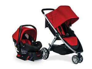 Britax B-Lively & B-Safe 35 Travel System