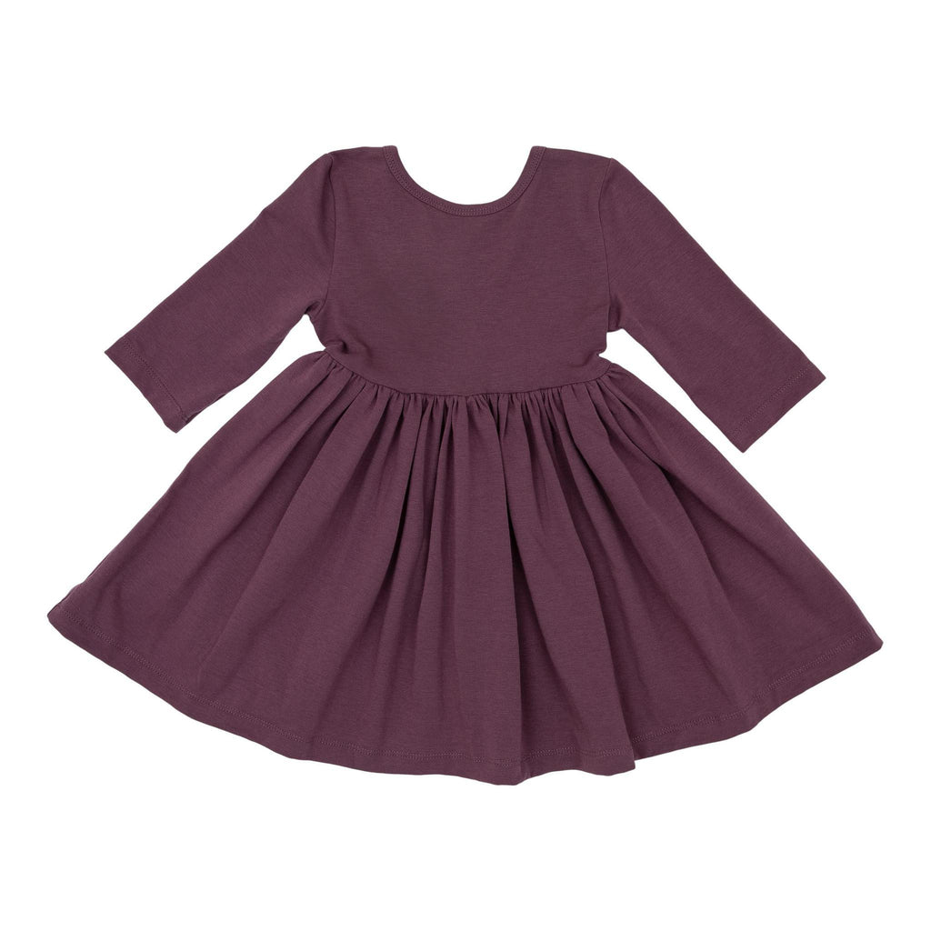 Mila and Rose Vintage Violet Twirl Dress