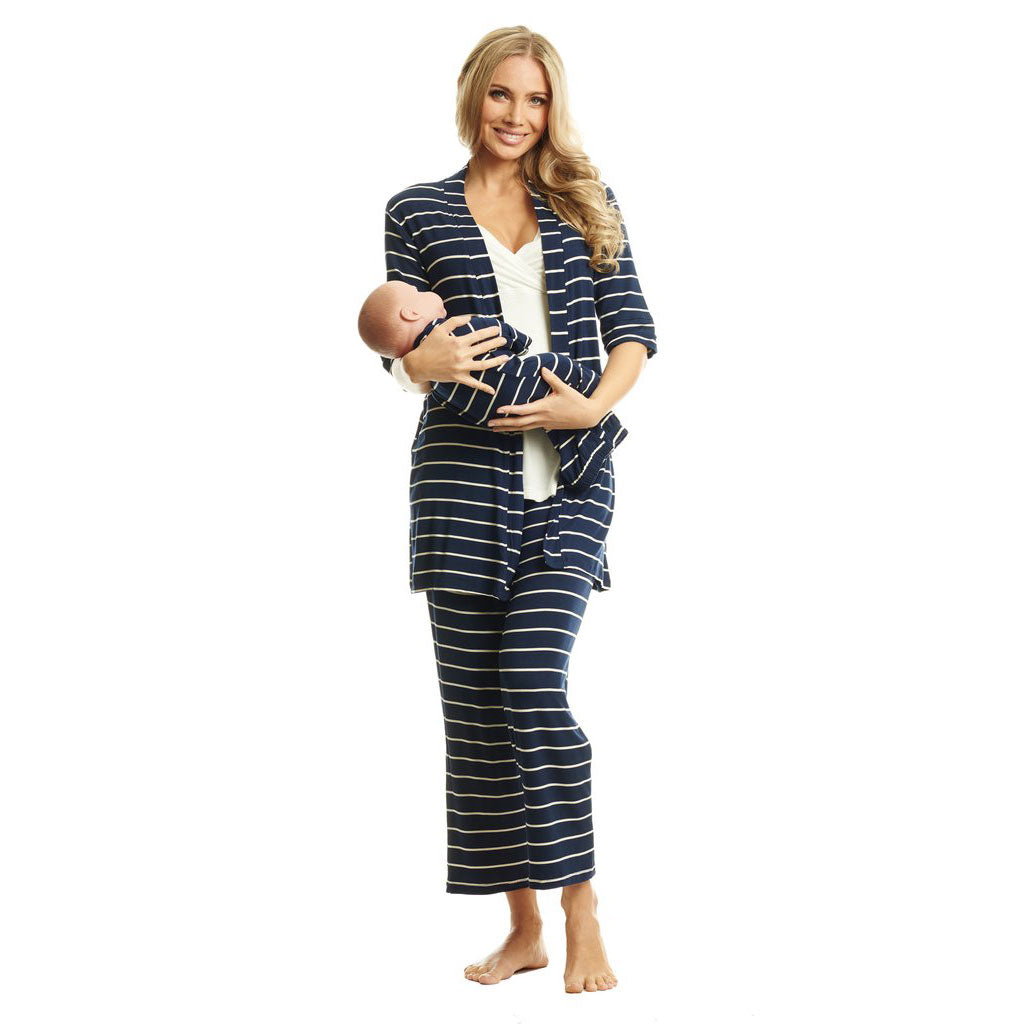 Everly Grey Roxanne 5-Piece Navy
