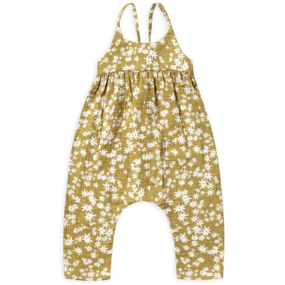 Rylee + Cru Scattered Daisy Gigi Jumpsuit