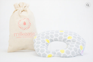 Milkease Natural Therapeutic Breast Pack for Nursing Moms