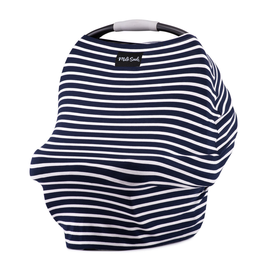 Milk Snob Cover Marine Stripe