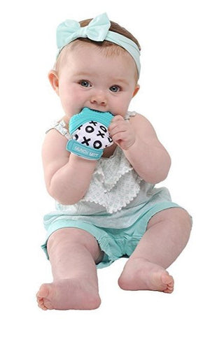 Munch Mitt - Baby Teething Mitten & Sensory Toy