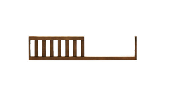 Ubabub Toddler Bed Conversion Kit for Nifty In Walnut Finish