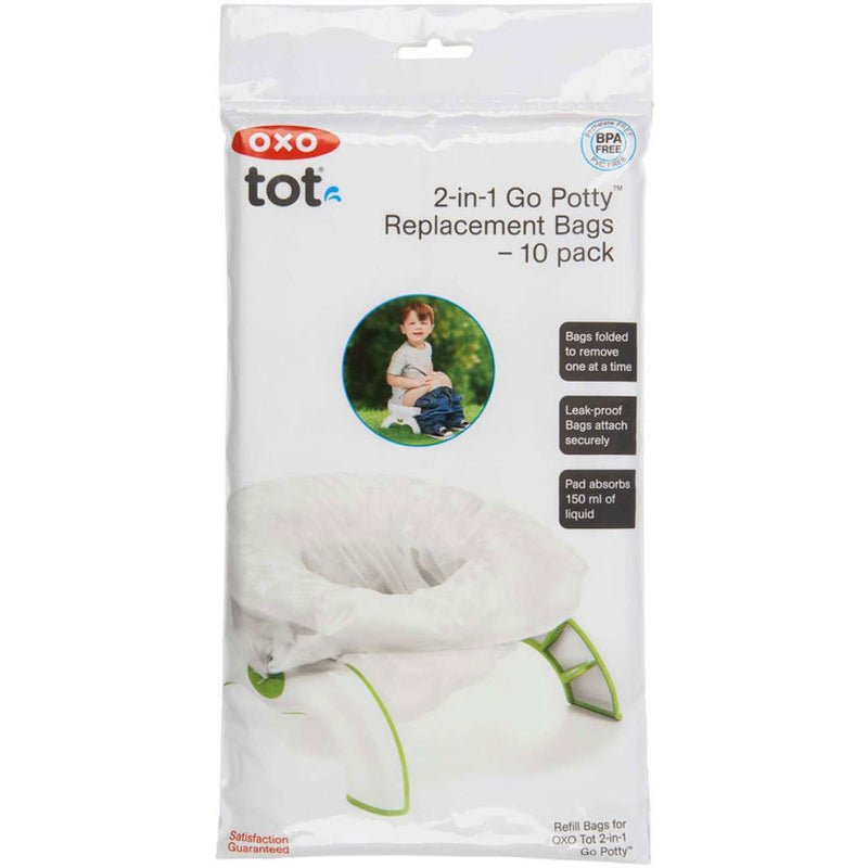 OXO 2-in-1 Go Potty Refill Bags (10-pack)