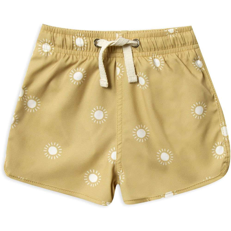 Rylee + Cru Suns Swim Trunk