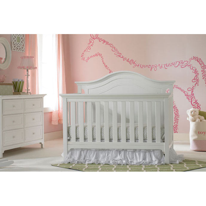 Ti Amo Catania Crib & Dresser Set