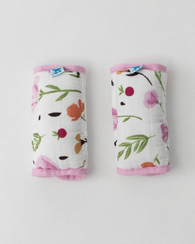 Little Unicorn Cotton Muslin Strap Covers