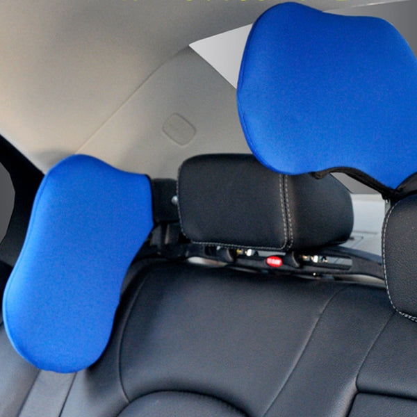 Car Seat Pillow Headrest Neck Safety Support Styling