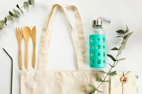 Sustainable supplies for on the go