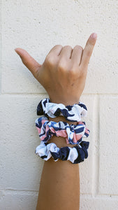 3 Pack - Upcycled Scrunchies