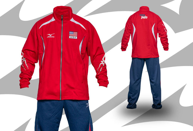 Team USA Track Suit