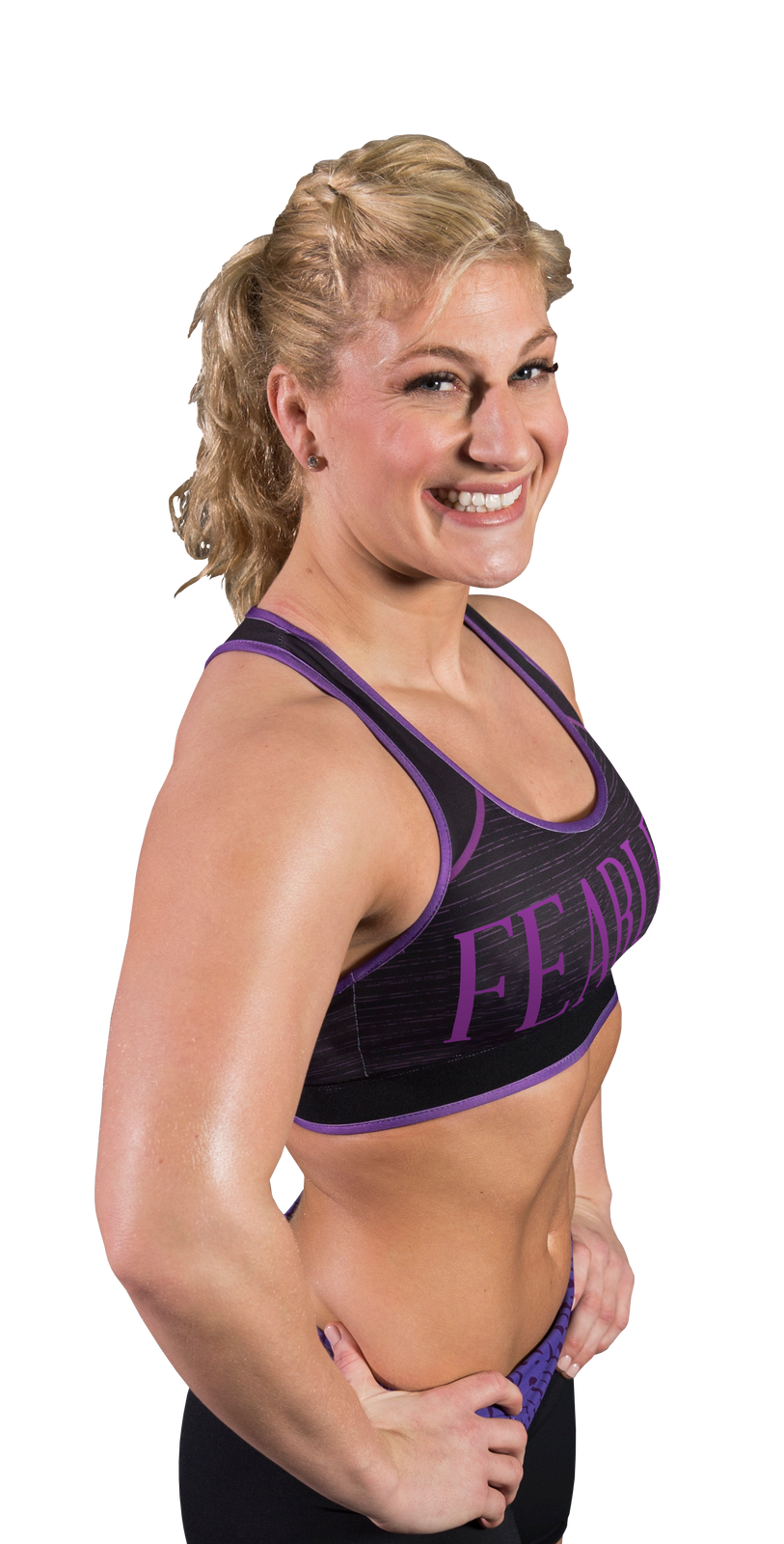 Kayla Harrison Sports Bra