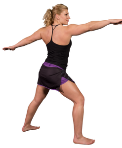 Kayla Harrison Performance Skort