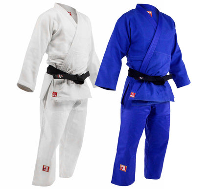Euro Comp Judo 2 Gi Bundle (2 Items)