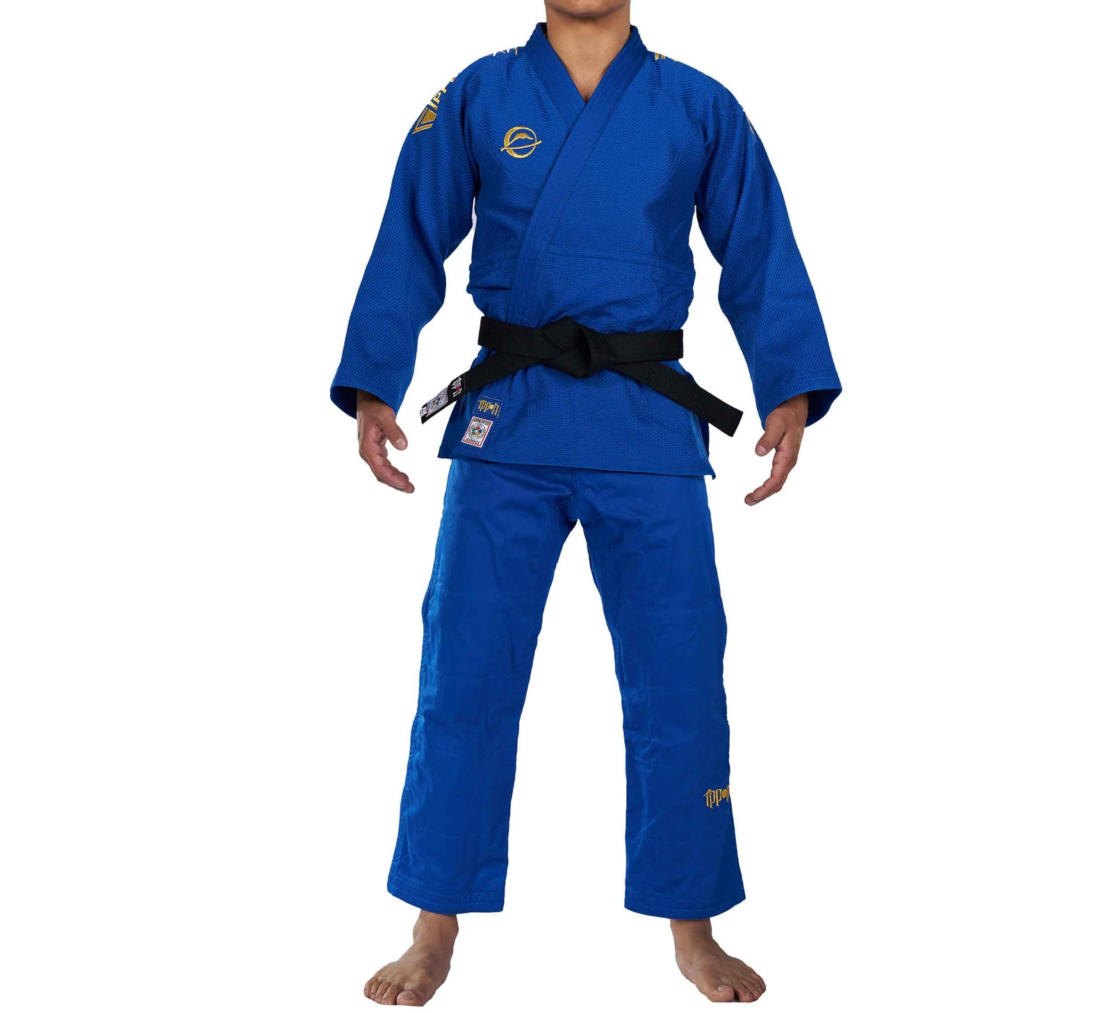 Ippon Gear Standard Fit Judo Gi Bundle (2 Items)