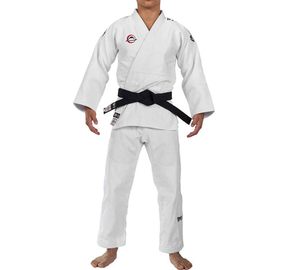 Slim-Fit Ippon Gear Judo Gi & Backpack Bundle (4 Items)