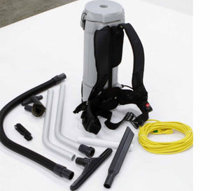 Backpack Vac System