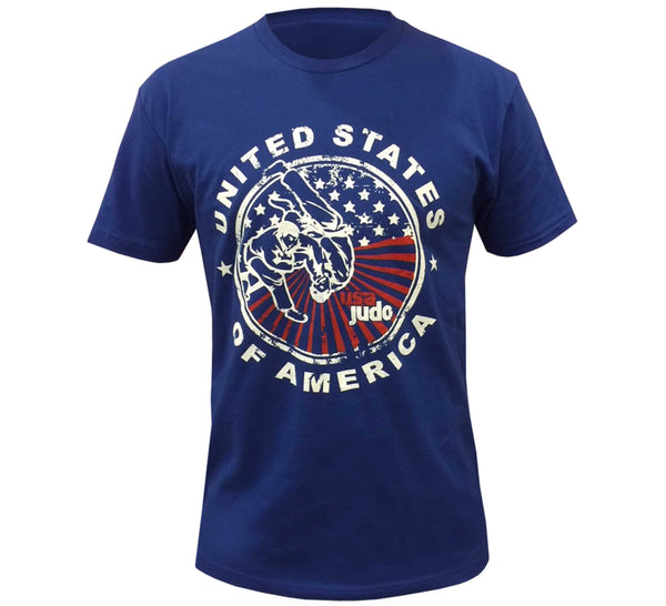 USA Judo Crest Kids T-Shirt