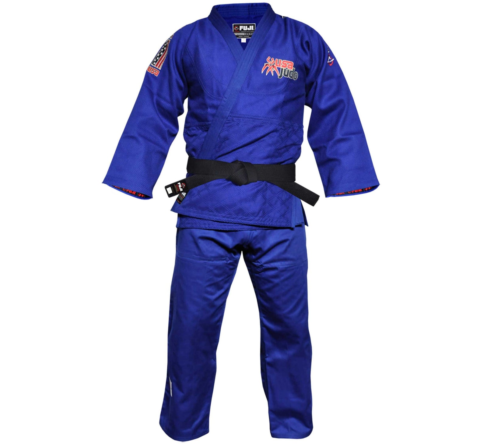 USA Judo Single Weave Gi
