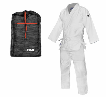 Mizuno Hayato Judo Gi Bundle (2 Items)