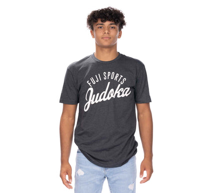 Flow Judo Teen's Grey T-Shirt