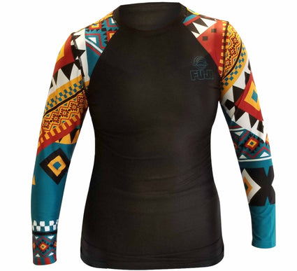 Tribal Womens Rashguard