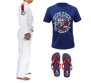 USA Judo Kid's Bundle (3 Items)