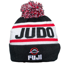 FUJI Judo Striped Beanie