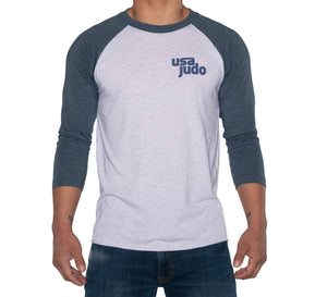 USA Judo Raglan Shirt